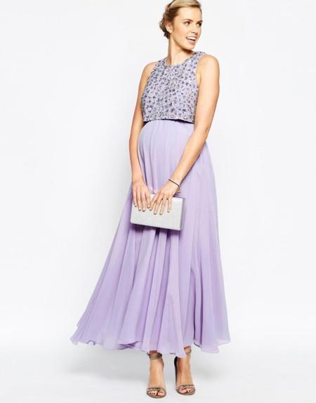 Vestido Lila Premama