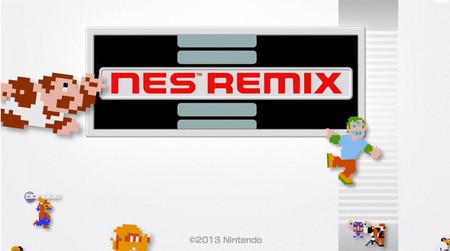 """""""NES Remix"""" revive de forma diferente los clásicos de Nintendo en el Wii U"""