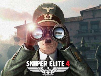 Hitler regresa a Sniper Elite 4 como uno de nuestros grandes objetivos