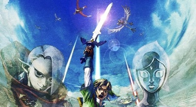 'The Legend of Zelda: Skyward Sword', nueva caratula y un último trailer del juego para presentarla