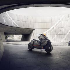 Foto 3 de 15 de la galería bmw-motorrad-concept-link en Xataka