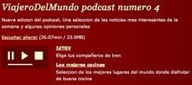 Viajero del Mundo: podcasts sobre viajes