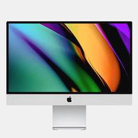 Este concepto reimagina el iMac con bordes más delgados y un aspecto similar al del monitor Pro Display XDR