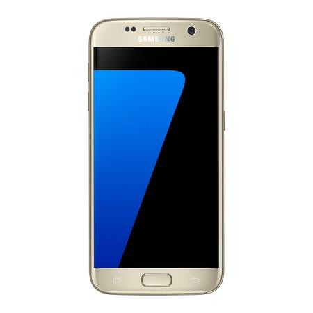 Samsung Galaxy S7 Gold con 210 euros de descuento y envío gratis