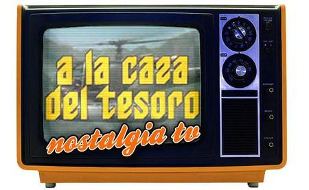 'A la caza del tesoro', Nostalgia TV