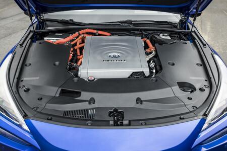Toyota Mirai 2021 Detalles 8