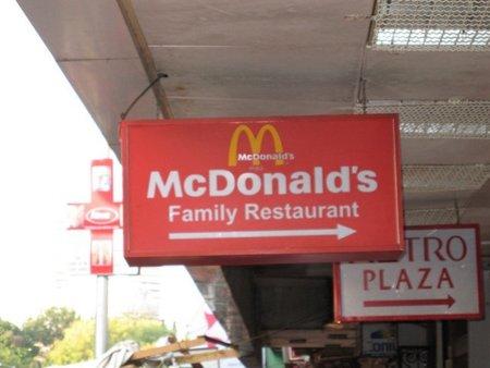 McDonald's lanza una red Wi-Fi en Nueva Zelanda que censura páginas del movimiento gay