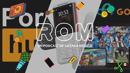 ROM #81: contenido gratuito para descargar por internet y Pornhub Premium para todos los mexicanos