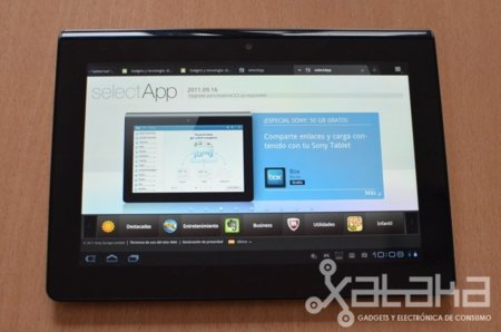 El Sony Tablet S baja de precio: empieza lo esperado