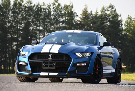 Ford Mustang Shelby Gt500 Mexico 2