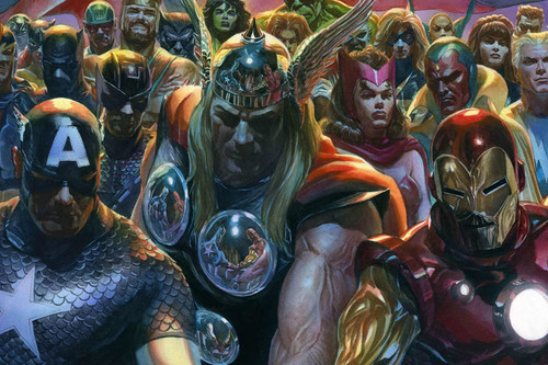 Las 21 mejores sagas de cómics de Los Vengadores