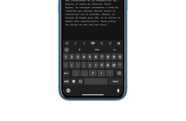 El teclado Gboard para iOS℗ se actualiza y ahora dispone de un traductor integrado