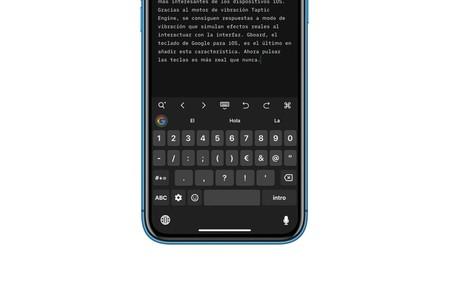 El teclado Gboard para iOS se actualiza y ahora dispone de