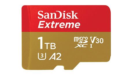 Sandisk Microssdxc Xtreme 1tb
