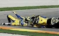 Subastado el equipo de Rossi