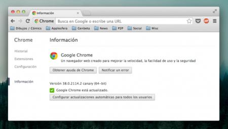 Google Chrome ya es una aplicación de 64 bits... al menos en su canal Canary