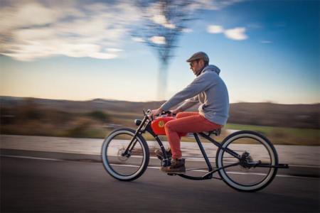 Con las bicicletas eléctricas de OTO querrás ir a todas partes