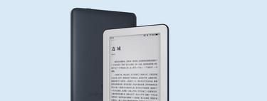 El Xiaomi Mi Reader es oficial: la competencia del Amazon Kindle viene con Android y USB-C