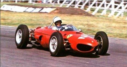 Muere Phil Hill, Campeón del Mundo de 1961