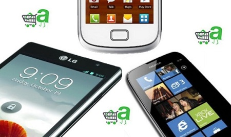 Precios del LG Optimus L9, Nokia Lumia 610 y Samsung Galaxy Mini 2 con Amena