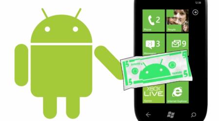 Más de la mitad de los dispositivos Android que se venden pagan costos de patentes a Microsoft