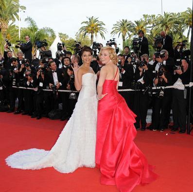 Primera alfombra roja Festival de Cannes 2009: estreno de Up