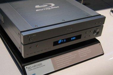 Samsung saca del horno sus reproductores Blu-ray
