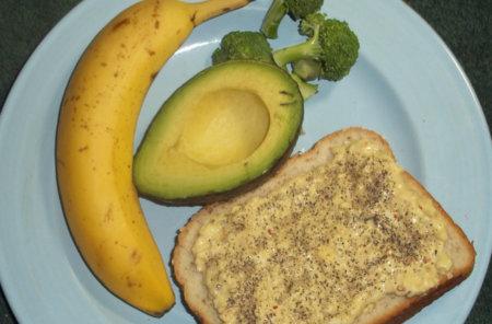 Aguacate y plátano: dos frutas nutritivas que embellecen