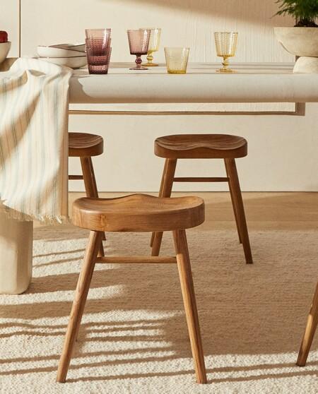 Diez muebles con mucho estilo de Zara Home para completar la decoración de casa