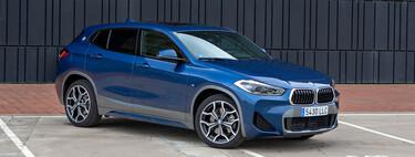 Probamos el BMW X2 xDrive25e, un SUV híbrido enchufable eficiente y de tacto deportivo
