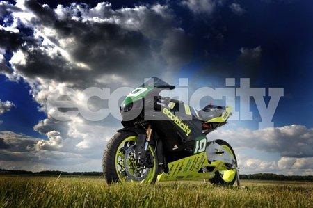 Ion Horse, una superbike eléctrica que corre de verdad