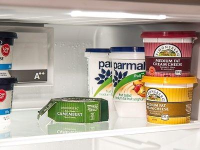 ¿Sabes cómo organizar el frigorífico para mantener mejor los alimentos?