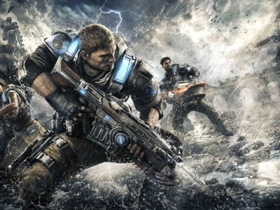 La campaña de Gears of War 4 protagoniza su espectacular gameplay [E3 2016]
