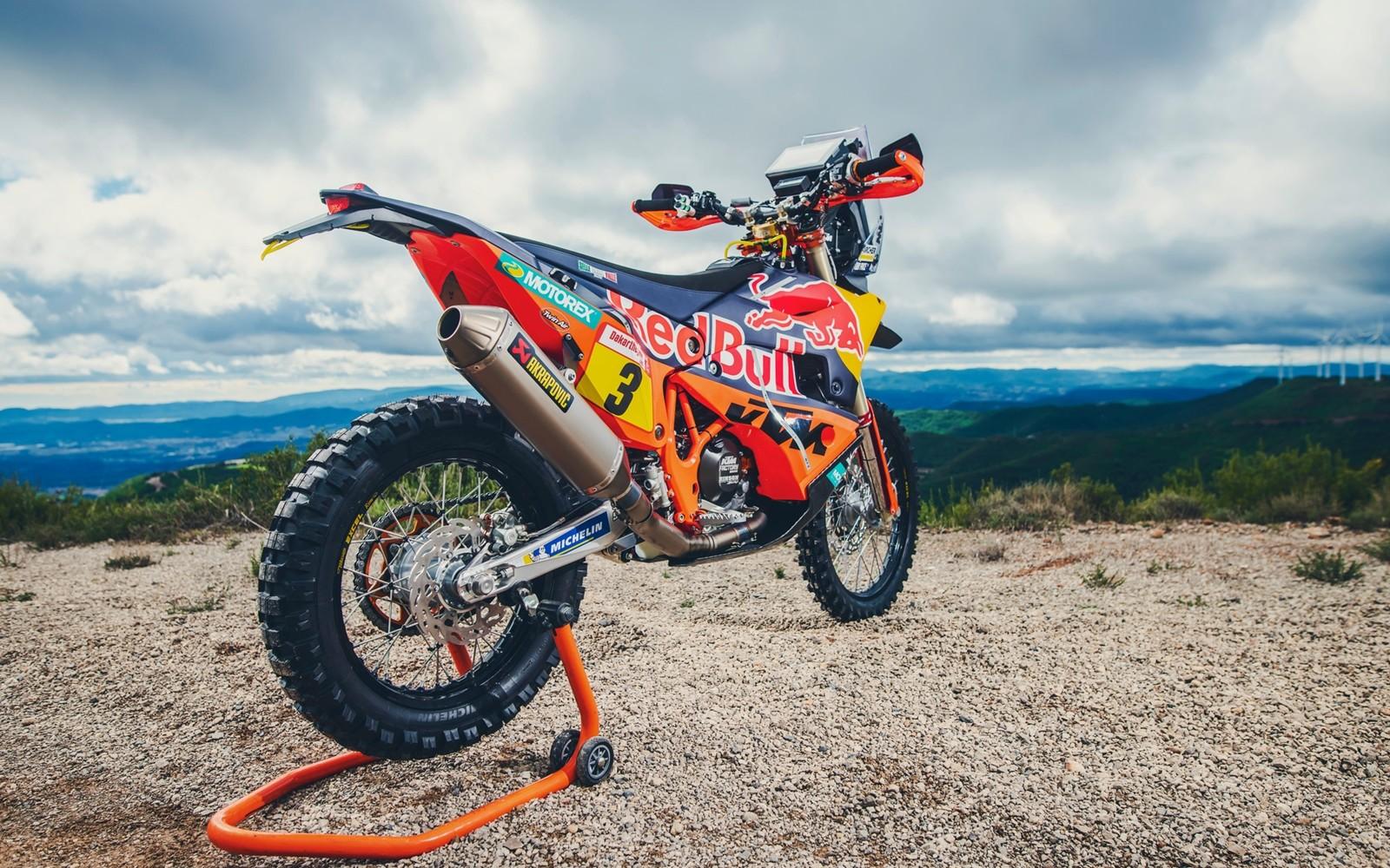 Foto de KTM 450 Rally Dakar 2019 (92/116)