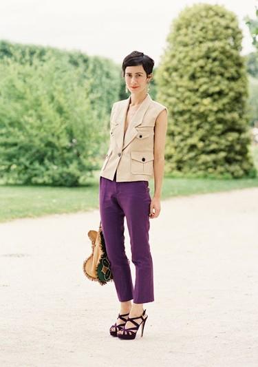 Si el calor no te deja pensar en looks con estilo, aquí tenemos unos cuantos para remediarlo