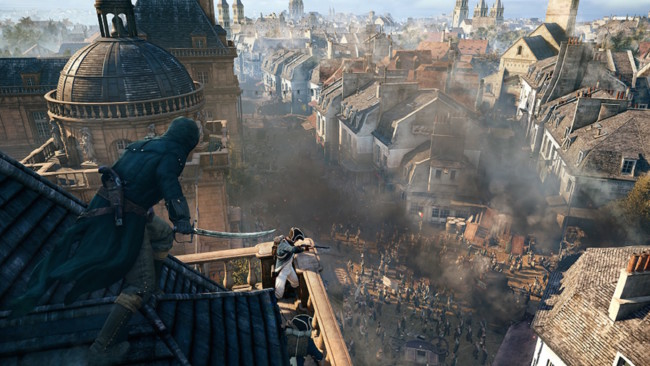 Http Www Gamegpu Ru Images Game20news Bartleby Assassins Creed Unity Assassins Creed Unity 009