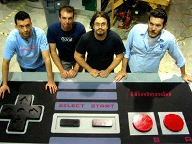 Los diez mandos más extraños para jugar