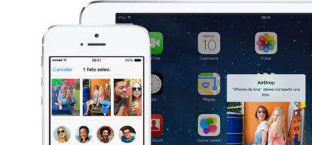 iOS desde cero: Compartir imágenes y otros contenidos de forma inalámbrica con AirDrop