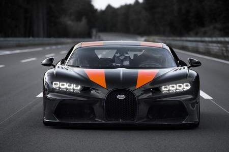 Record Bugatti Chiron 1