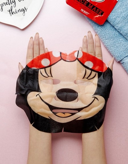 Minnie Mouse Mascarilla Asos 2