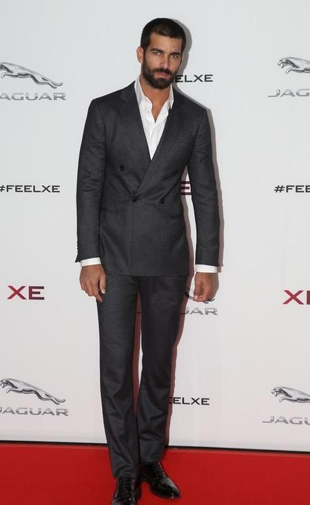 Jaguar une en Londres a los dos hombres más guapos del momento
