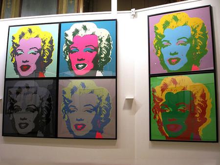 Serie Marilyn de Warhol