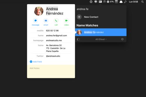 Cardhop para macOS es la forma más eficaz de gestionar los contactos de la agenda: App de la Semana