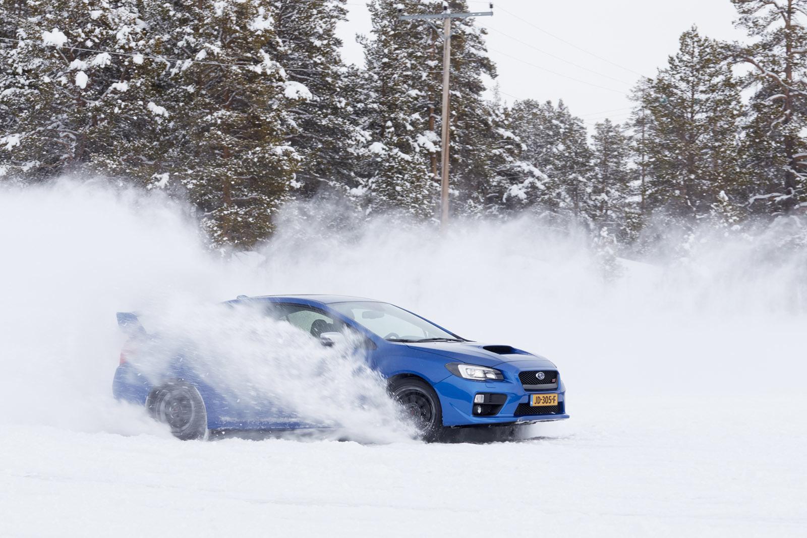 Foto de Subaru Snow Drive 2016 (102/137)