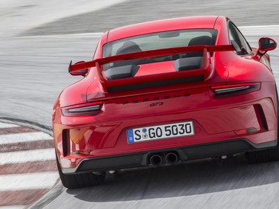 El nuevo Porsche 911 GT3 se queda a las puertas del top 10 en Nürburgring Nordschleife
