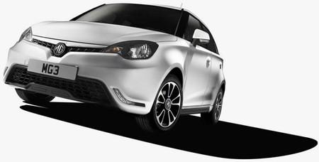 MG3, un futuro modelo de MG para Europa