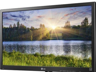 Monitor FullHD LG de 24 pulgadas por 109 euros y envío gratis