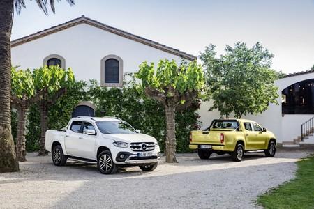 Mercedes Benz Clase X 25