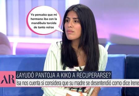"""Isa Pantoja sobre las adicciones de Kiko Rivera: """"Por mucho que mi madre le diga que no fuera a un especialista, él es grande"""""""