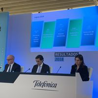 Telefónica España acaba 2018 creciendo tímidamente en ingresos pero se fortalece con usuarios de alto valor